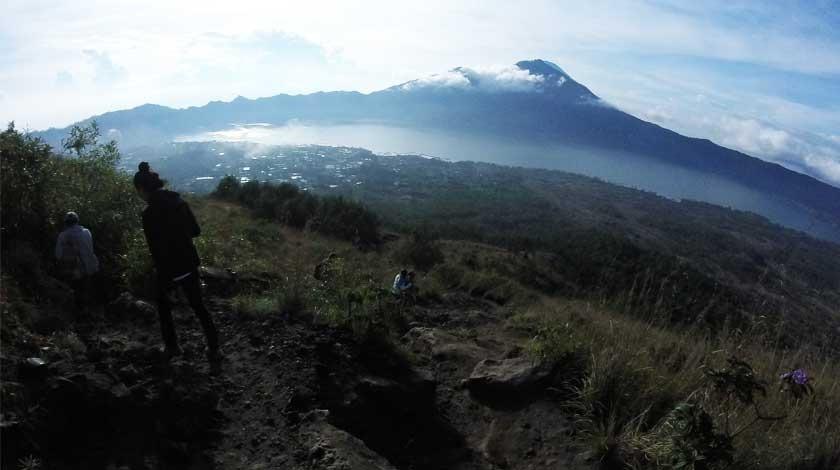 Bali hike